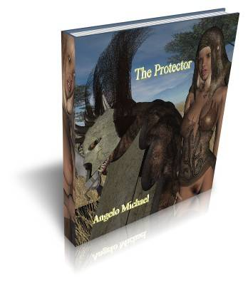 The Protector with text issue 1