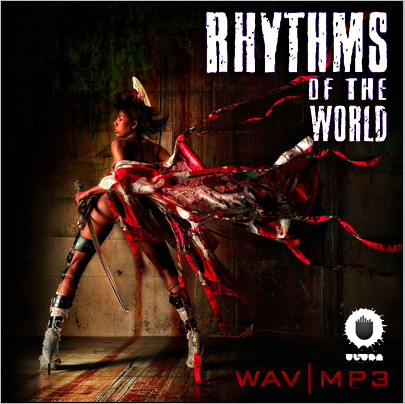 Rhythms of the world [WAV MP3