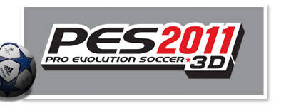 PES 2011 3D First Hands on