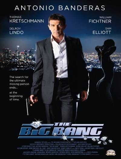 Большой выстрел / The Big Bang (2011/DVDRip/700Mb/1400Mb)