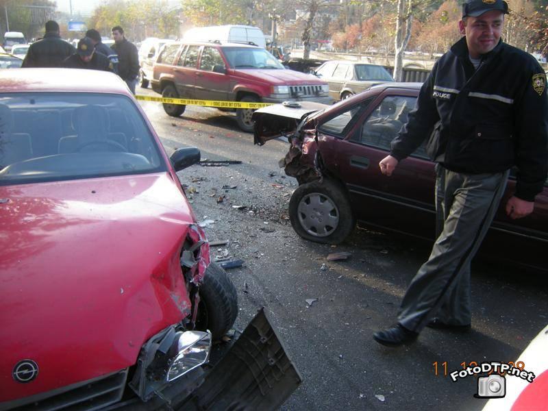Фото ДТП  - Сон за рулем закончился трагично