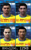 pes 2011 El Ismaily (EGYPT) face pack by Mr.coool