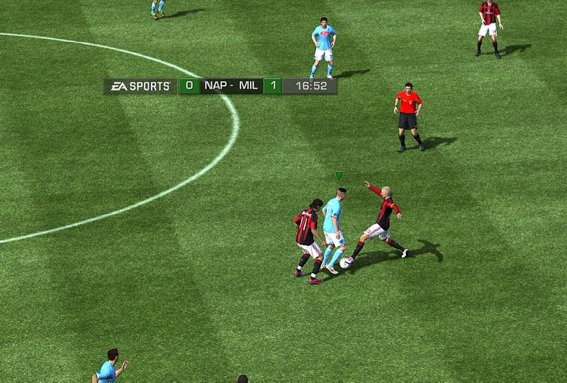 FIFA 11 Turf Patch by Jacklasbof