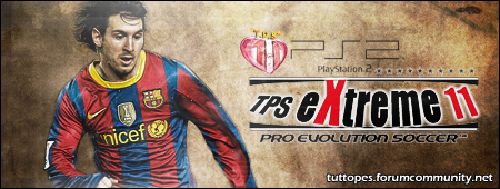 PS2 PES2011 TPS xtreme 11 PATCH