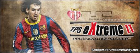 PS2 PES2011 TPS xtreme 11 PATCH