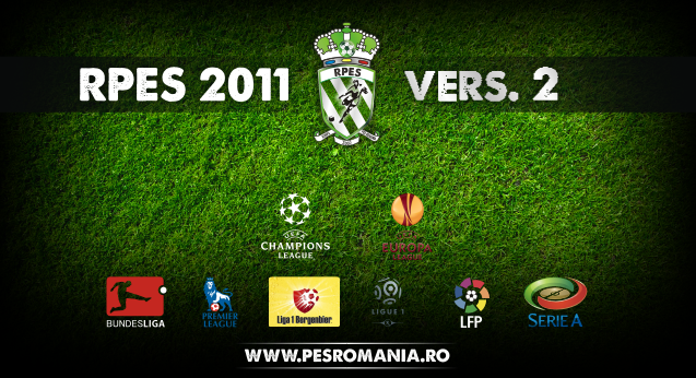 RPES 2011 vers. 2.1 by PESRomania