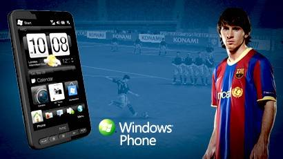 PES 2011 for Windows Phone 7