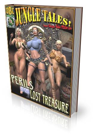 Jungle Tales Perils of the Lost Treasure issue 1