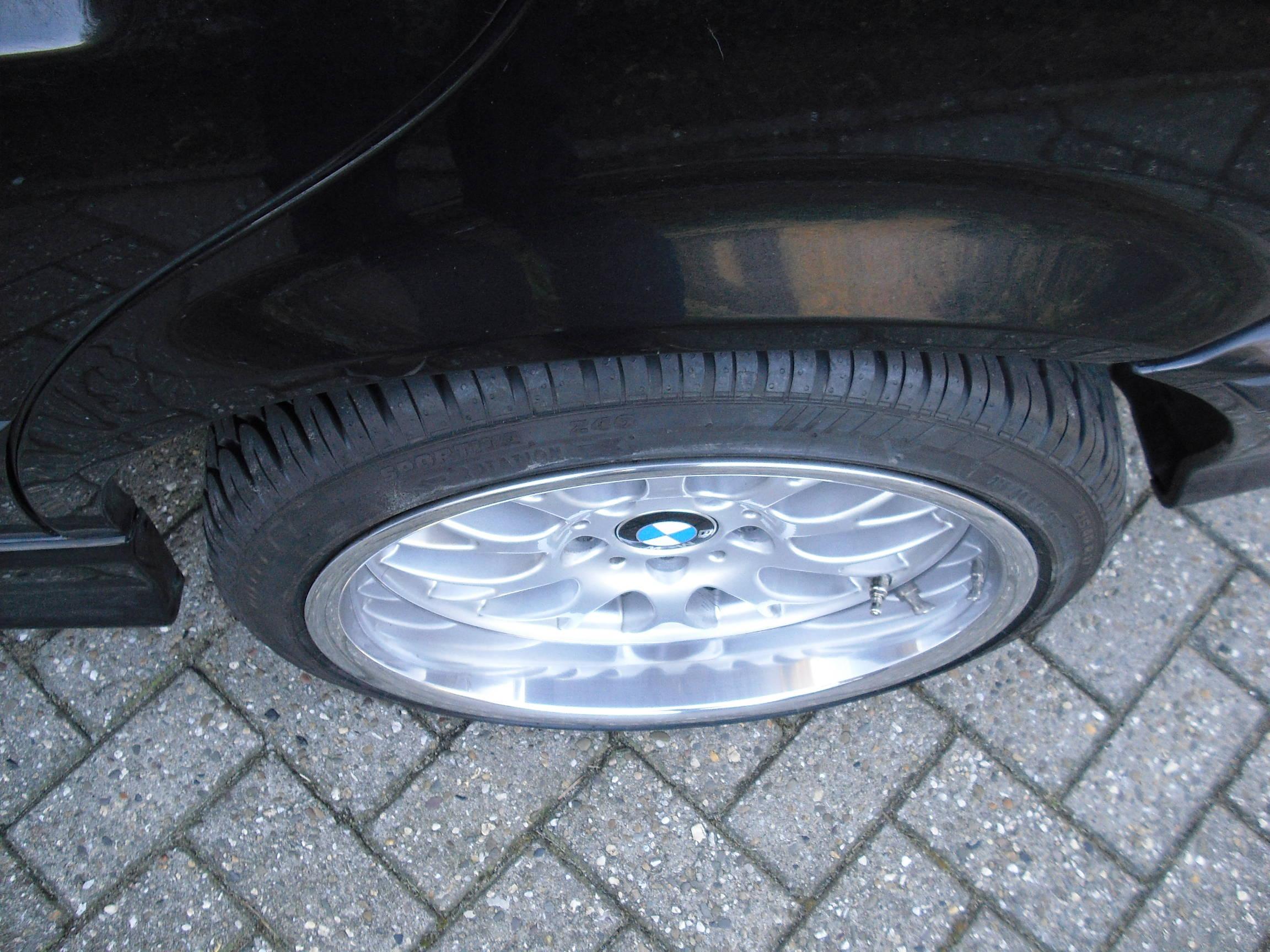 Mein 320i Touring - 3er BMW - E36