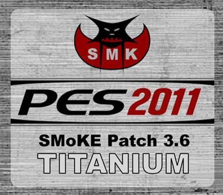 PES 2011 SMoKE Patch update 3.6.1