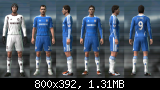 pes 2011 Kit Chelsea 2011/2012 by davidceva30