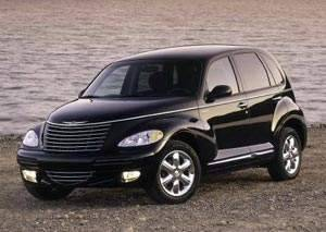 Crash-test Chrysler PT Cruiser