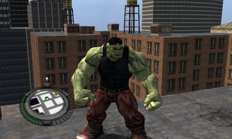 The Incredible Hulk [Ru] (RePack) 2008 | R.G.Repacker`s
