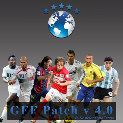 PES 2011 GFF Patch v4.0 Full Version