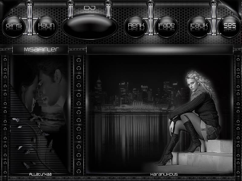 Uzaklardaki Sevgili - By KaranlikDus