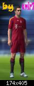 pes 2011 Bayern Munich 11-12 Home Kit by amir7