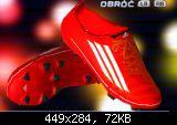 PES 2011 Adidas Adizero red by Sprinter.