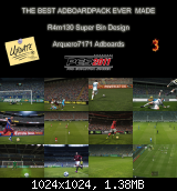 pes 2011 Arquero7171 & R4m130 Addboards ported to ps3/Xbox By Smeagol75