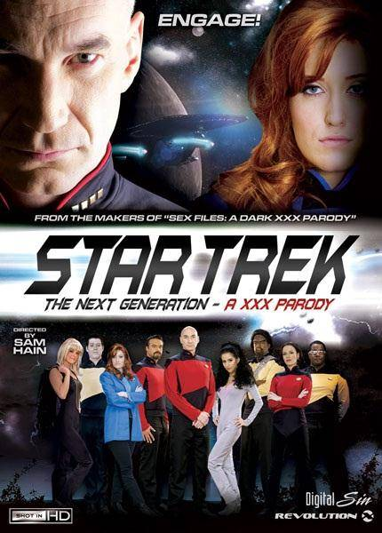 Star Trek: The Next Generation A XXX Parody (2011) DVDRip