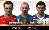 PES 2011 Faces Pack v3 by ReZtart