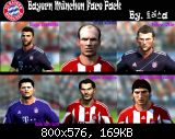 FIFA 11 Bayern Munchen Face Pack by Torres A
