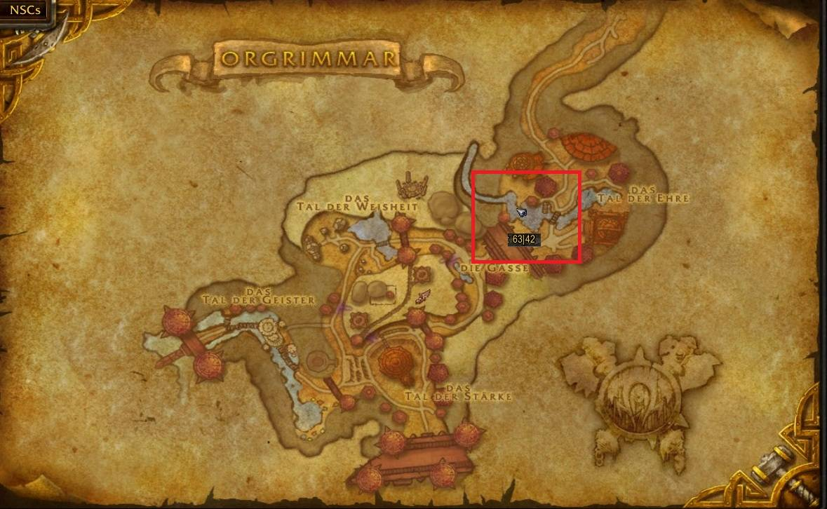 Achievement safe place for easy old crafty fishing in for Wow fishing guide