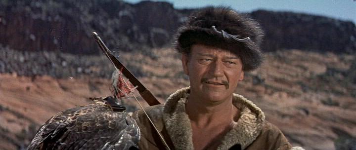 ����������� / The Conqueror (1956) DVDRip