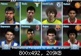 FIFA 11 International Face Pack Vol.2