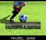 FIFA 11 Adidas adiPure IV Boots (Black/White)