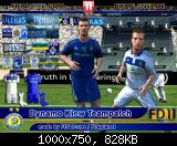 FIFA 11 Dynamo Kiew Team-Patch