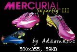 FIFA 11 Nike Mercurial Superfly III Boots