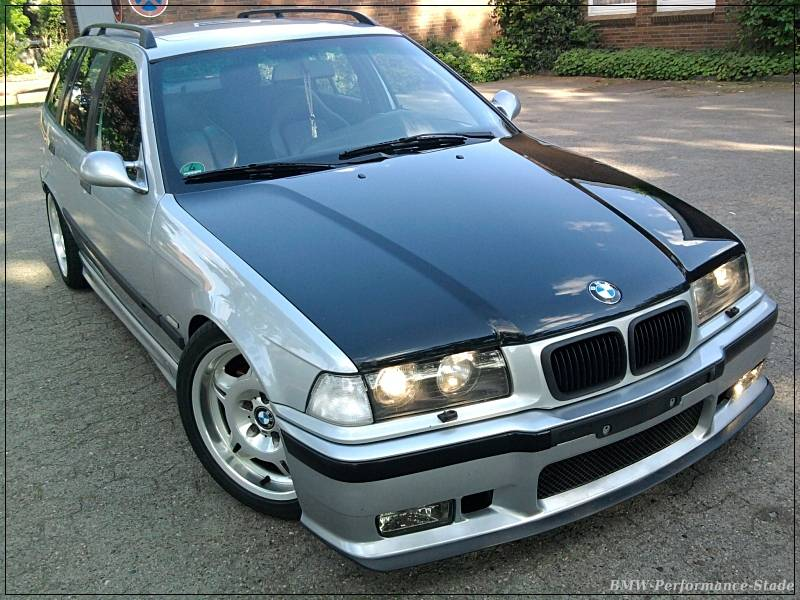 BMW 328i Touring in M/// Optik - 3er BMW - E36