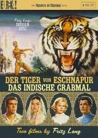 Бенгальский тигр + Индийская гробница / Der Tiger von Eschnapur + Das indische Grabmal (1959) DVDRip