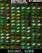 FIFA 11 Nike & Adidas Boots Pack vol.4