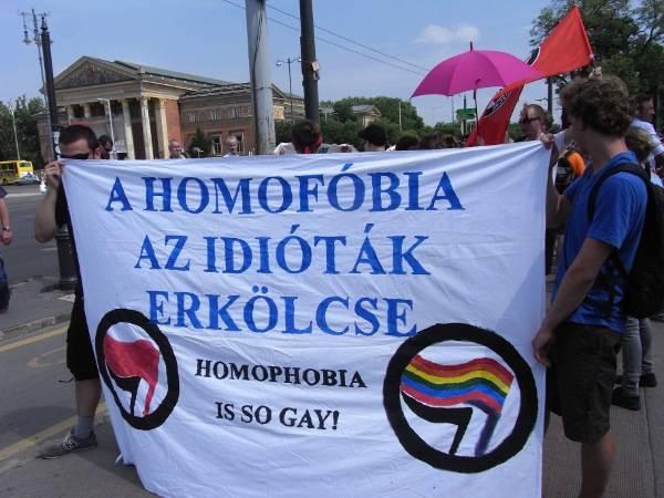 Budapest Pride Transpi
