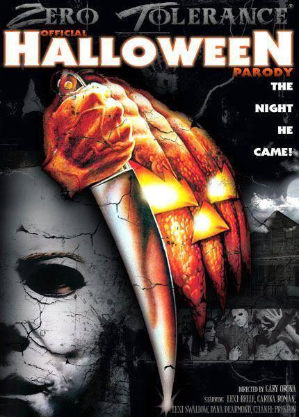 Official Halloween Parody (2011) DVDRip