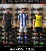 pes 2011 Real Sociedad 11/12 GDB by Txak