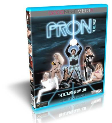 Pron The XXX Parody 2011