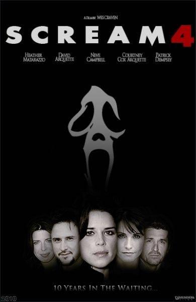 ���� 4 / Scream 4 (2011/Scr)