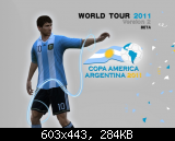 FIFA 11 Copa America 2011 - World Tour 2011 Version 2