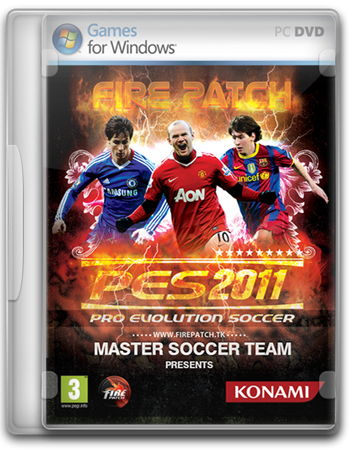 [MULTI] Fire Patch version 1.6 All In One + 1.6.3 update [PES 2011]