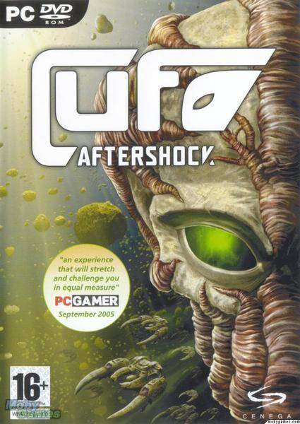 UFO: Aftershock Deutsche  Texte, Untertitel, Menüs, Videos, Stimmen / Sprachausgabe Cover