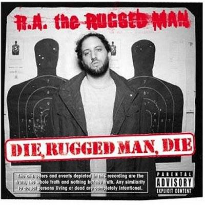 Cover: R.A. the Rugged Man - Die Rugged Man Die-CD-2004-UNiCORN_INT