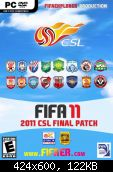 FIFA 11 2011 CSL Tournament Patch (Final version)