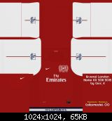 FIFA 11 Arsenal 11-12 Home Kit