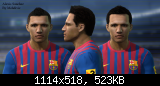 pes 2011 Alexis Sanchez By Mehdivic