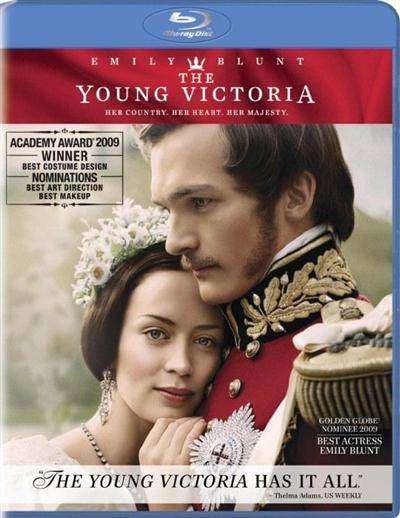 ������� �������� / The Young Victoria (2009/BDRip-AVC/HDRip/1400Mb/BDRip/1080p)