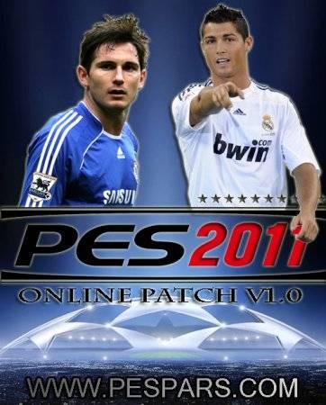 PES 2011 online patch (pespars.com) ver. 1.0