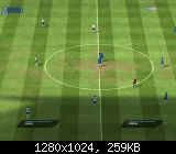 FIFA 11 Eurosport Scoreboard HD