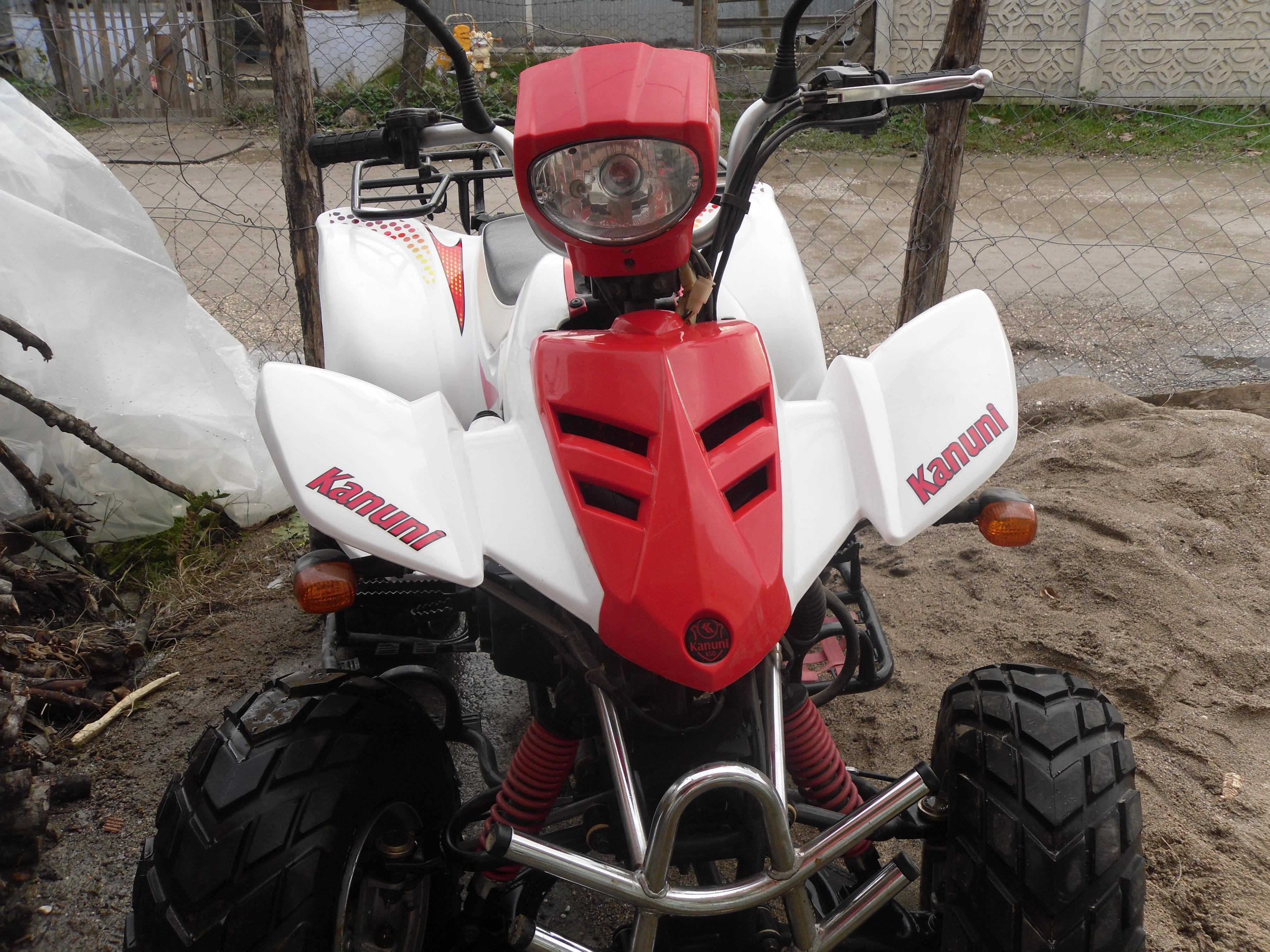 fw7ny77c - 2008 model sahibinden satılık ATV